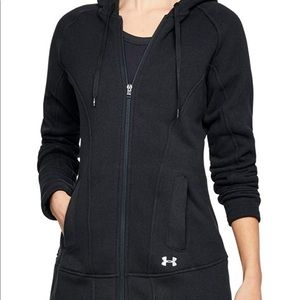 Womens Full Zip Up Under Armour Wintersweet Hoodie